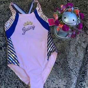One Piece swimsuit juicy couture
